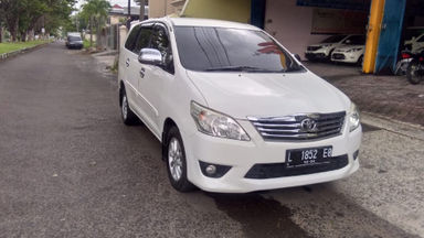 2012 Toyota Kijang Innova G - Barang mulus