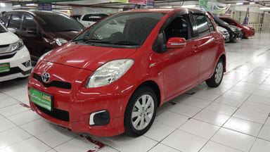 2013 Toyota Yaris E Matic - FULL ORISINIL Luar Dalam.