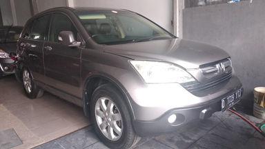 2007 Honda CR-V 2.4 - mulus terawat, kondisi OK, Tangguh