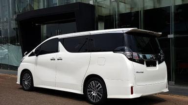 2015 Toyota Vellfire ZG Premium Sound - Mobil Pilihan (s-4)