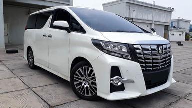 2015 Toyota Alphard SC Audioless - Mobil Pilihan (s-1)