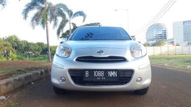 2012 Nissan March XS - Istimewa (s-9)
