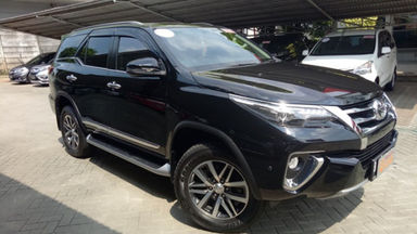 2018 Toyota Fortuner VRZ - Unit Istimewa (s-2)