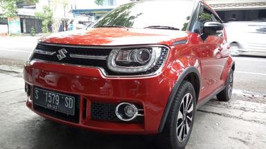 2017 Suzuki Ignis GX - Ready  Sangat Istimewa