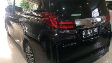 2016 Toyota Alphard G AT - Istimewa Siap Pakai (s-1)