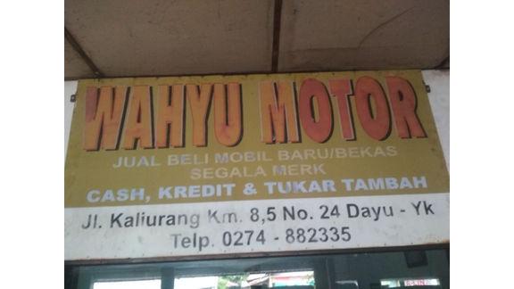 WAHYU MOTOR YOGYA