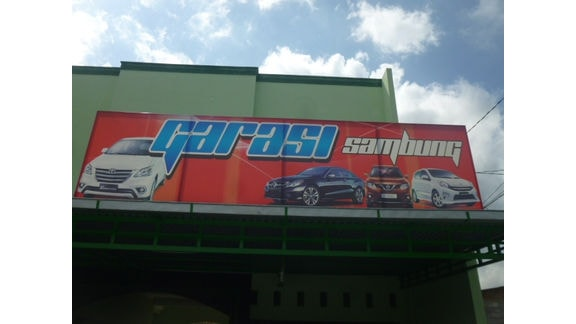 Garasi Sambung