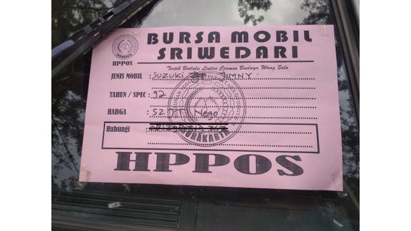 Sriwedari mobil