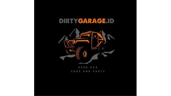 dirty garage