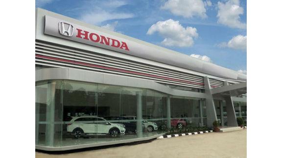Mobil Honda Bogor