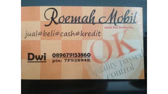 Roemah Mobil