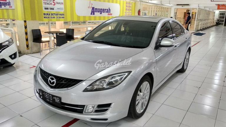 Mazda 6 0 60 >> Jual Mobil Bekas 2008 Mazda 6 2 5l Surabaya 00ch347 Garasi Id