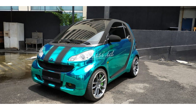 2011 Smart For Two MHD Coupe Panoramic - Tdp Ringan (preview-0)