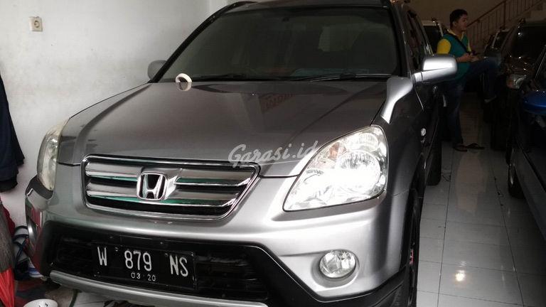 Jual Mobil Bekas 2005 Honda Cr V 2 4 Surabaya 00ei924 Garasi Id