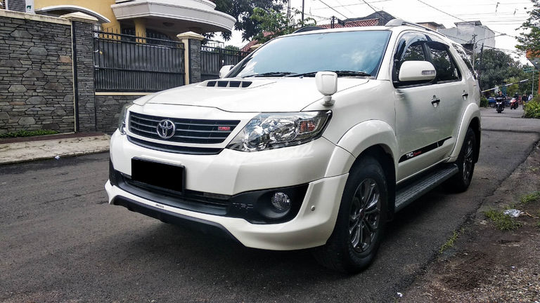2014 Toyota Fortuner G VNTturbo - Mobil Pilihan (preview-0)