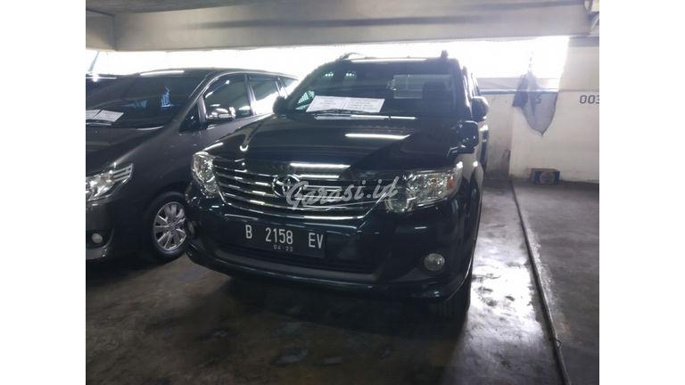 2012 Toyota Fortuner G - Favorit Dan Istimewa (preview-0)