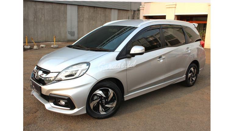Jual Mobil Bekas 2015 Honda Mobilio Rs Cvt Jakarta Pusat 00cl488