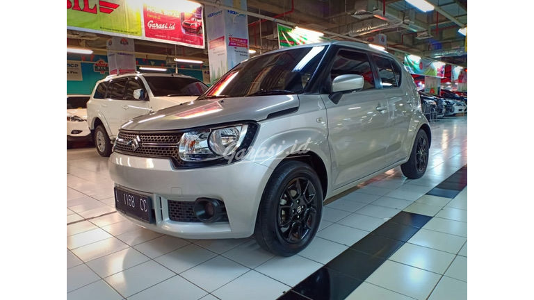 2017 Suzuki Ignis GL AGS Automatic - Good Contition Like New (preview-0)