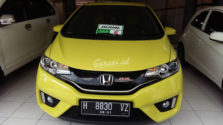 2016 Honda Jazz RS - Body Mulus (preview-0)