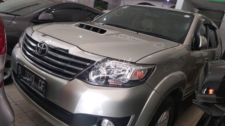2013 Toyota Fortuner G - mulus terawat, kondisi OK, Tangguh (preview-0)