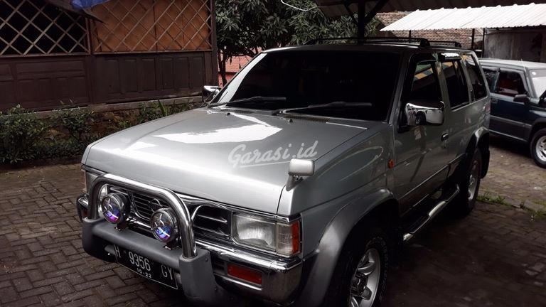 450 Koleksi Gambar Mobil Nissan Terrano Terbaru