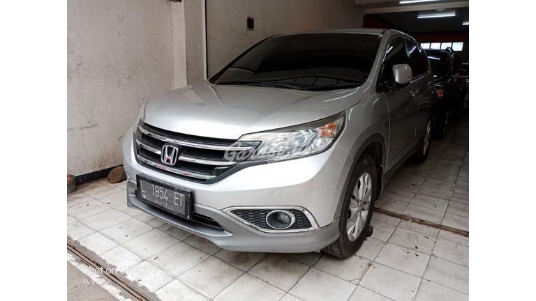 2013 Honda CR-V E - Like new  2.0 AT (preview-0)