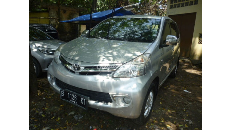 2012 Toyota Avanza ALL NEW G - Siap Pakai (preview-0)