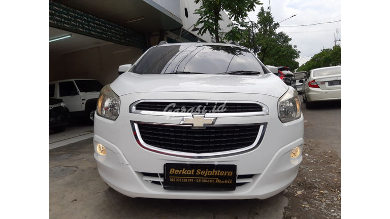 2013 Chevrolet Spin LTZ - Istimewa Terawat Siap Pakai km rendah (preview-0)