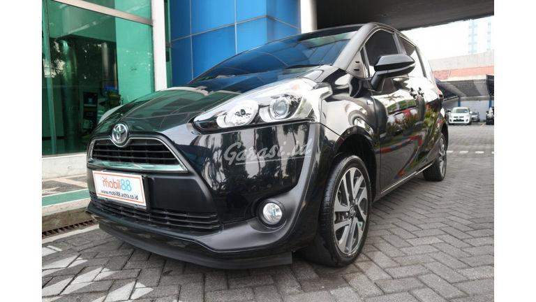 2016 Toyota Sienta V - Baru Di Servis Mulus Pemakaian Pribadi (preview-0)