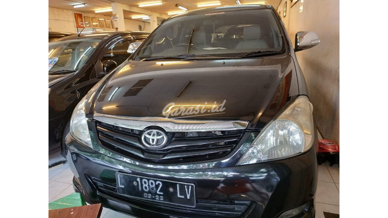 2010 Toyota Kijang Innova G - Bekas Berkualitas (preview-0)