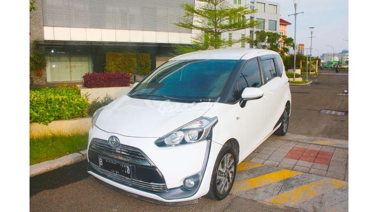 2016 Toyota Sienta V - barang bagus & harga murah, terima tukar tambah (preview-0)