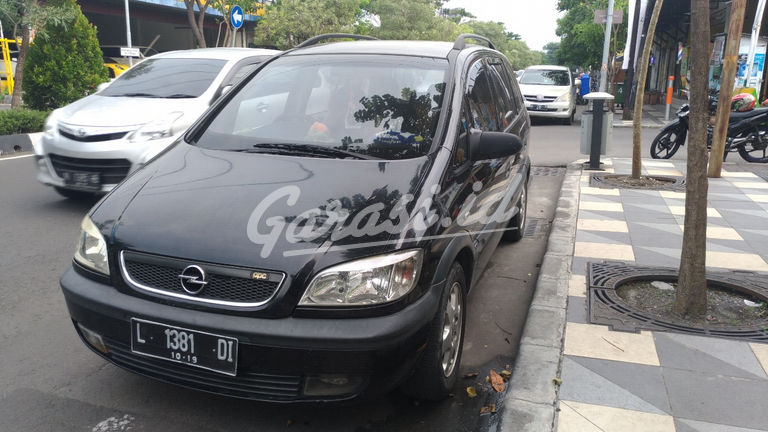 Jual Mobil Bekas 2004 Chevrolet Zafira Cd 18 Surabaya 00bo502