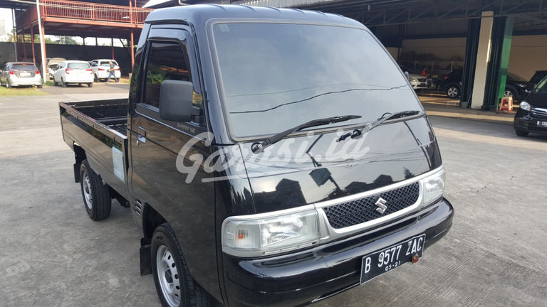 Jual Mobil Bekas 2016 Suzuki Carry Pick Up Fd Kota Bekasi 00aw334