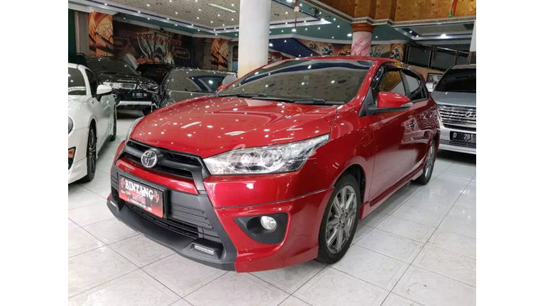 2016 Toyota Yaris TRD S AT - Good Contition Like New (preview-0)