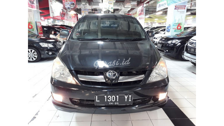 2005 Toyota Kijang Innova G - City Car Lincah Dan Nyaman, Kondisi Ciamik (preview-0)