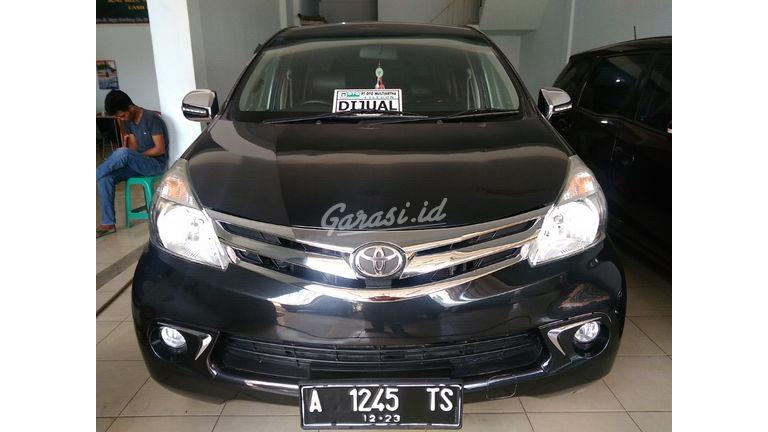 2013 Toyota Avanza G AT - Kondisi Mulus Terawat (preview-0)