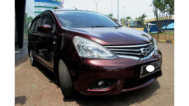 2013 Nissan Grand Livina xv - Pemakaian Sangat Apik Dan Siap Pakai (preview-0)