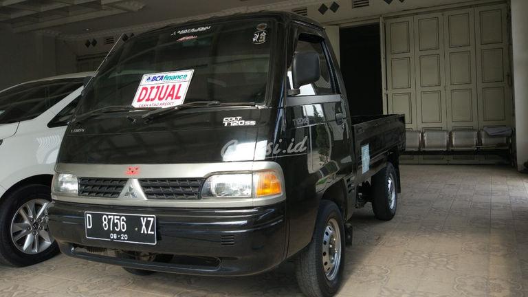 Jual Mobil Bekas 2015 Mitsubishi T120 Ss Pickup 1 5 Mt Kota Bandung