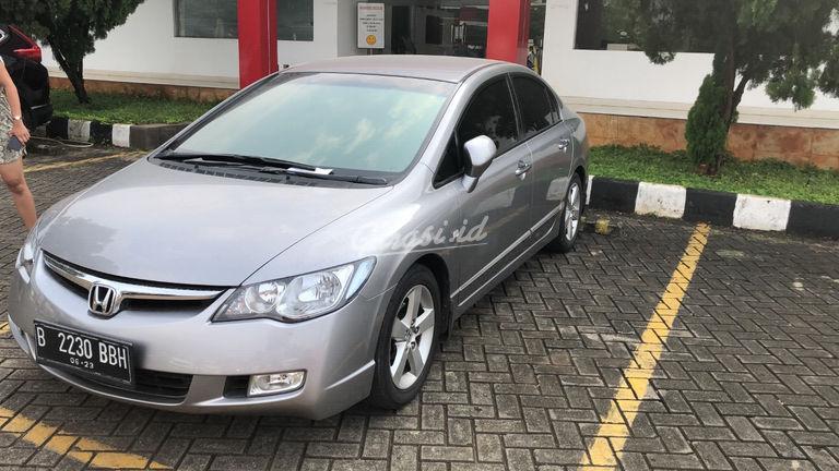 2008 Honda Civic FD1 1.8 - Good Condition Jarang Dipakai (preview-0)