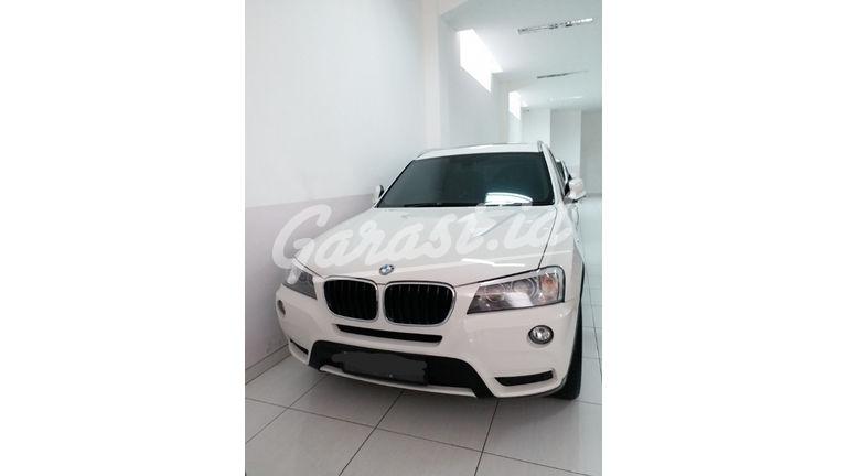 2013 BMW X3 - Unit siap pakai (preview-0)