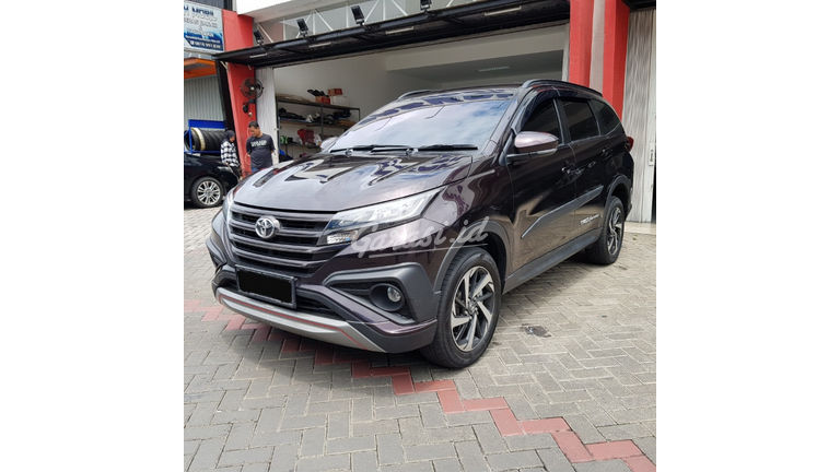2018 Toyota Rush S TRD Sportivo. - New Model (preview-0)