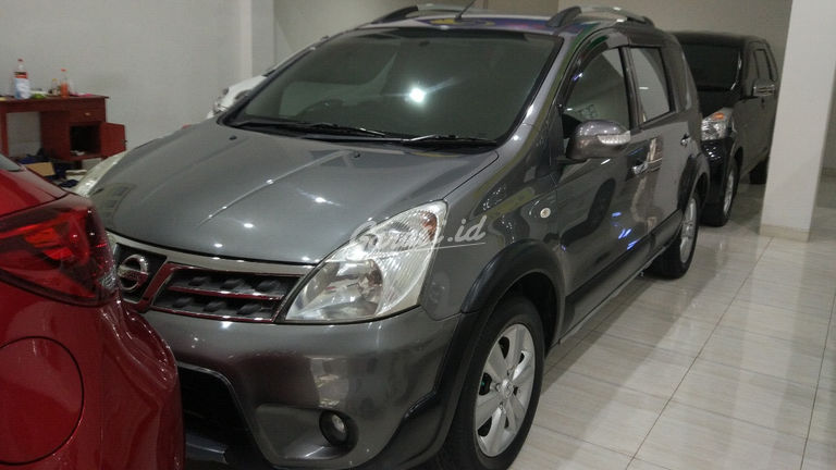 2009 Nissan Grand Livina X-Gear 1.5 AT - Family Car DP Murah (preview-0)