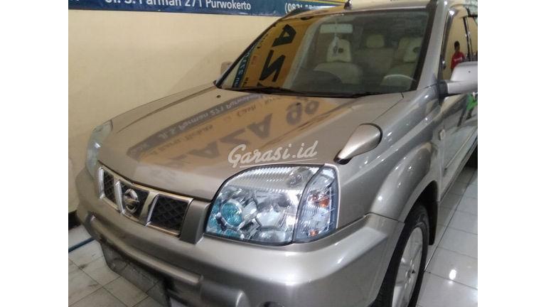 2008 Nissan X-Trail 2.5 ST - Terawat Siap Pakai (preview-0)