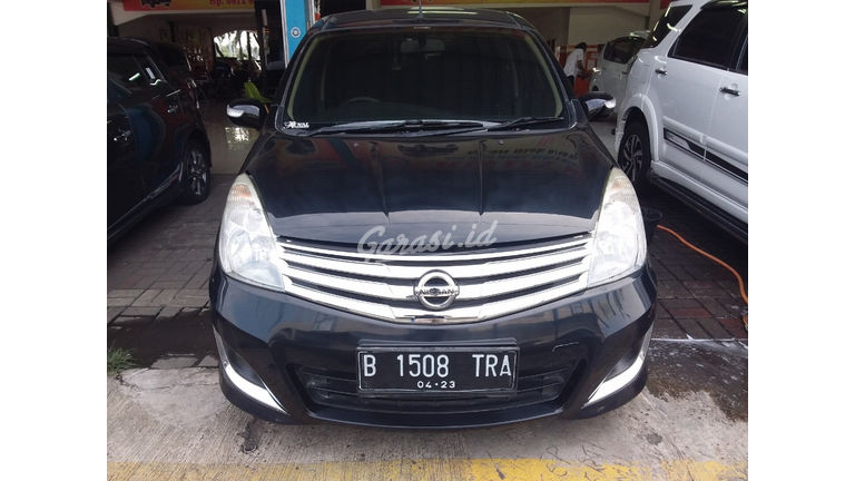 2012 Nissan Grand Livina HWS - Istimewa (preview-0)