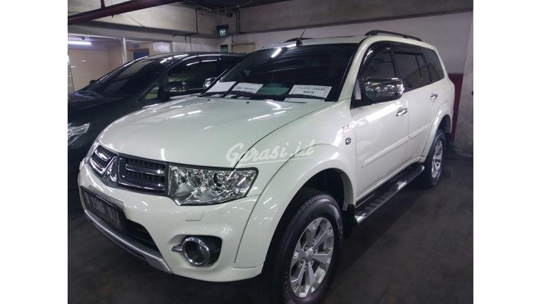 2014 Mitsubishi Pajero Dakar - Unit Siap Pakai (preview-0)
