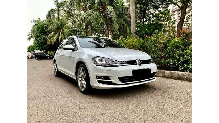 2017 Volkswagen Golf TSI - Mobil Pilihan (preview-0)