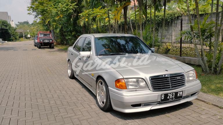 Jual Mobil Bekas 1995 Mercedes Benz C Class W202 Jakarta Timur