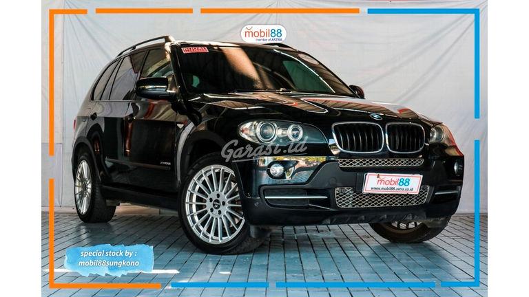 BMW X Series >> Jual Mobil Bekas 2009 Bmw X5 X Series Surabaya 00fk672 Garasi Id