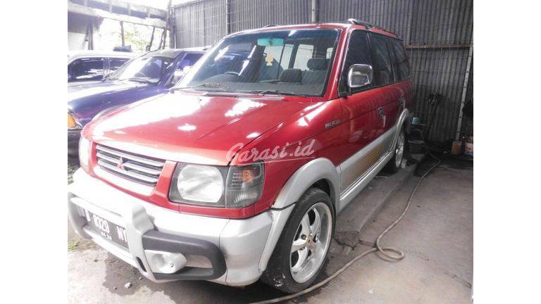 2002 Mitsubishi Kuda GLS - Kondisi Ok & Terawat Barang Simpanan Antik (preview-0)