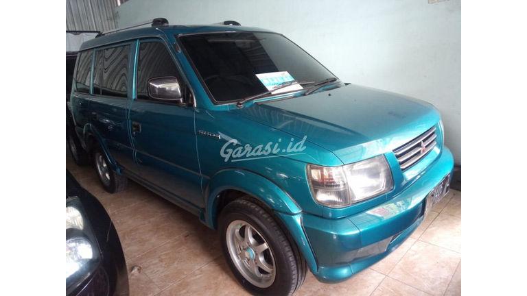 Jual Mobil Bekas 1999 Mitsubishi Kuda Diesel Sidoarjo 00dh712